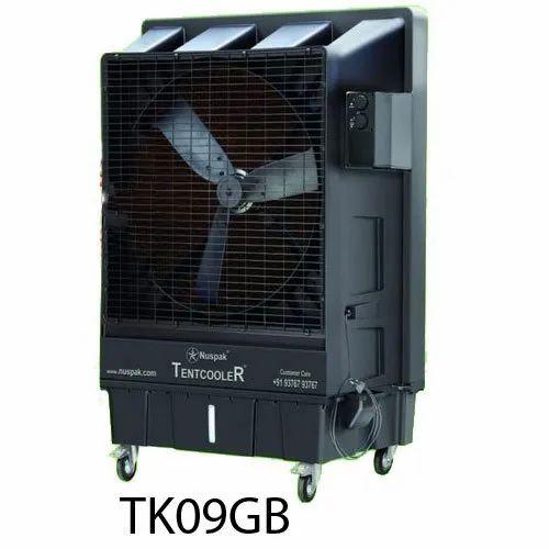 Portable Black M.TK09GB Nuspak Kapsun Tent Cooler, Size/Dimension: Medium, Capacity: 90 Liter