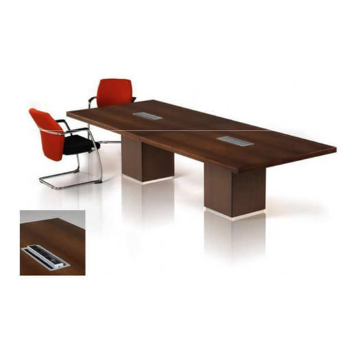 Brown Plywood Conference Table Size X Feet Rs Piece - 10 x 4 conference table