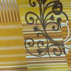 Stylish Printed Double Bed Sheets Fabric