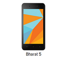 Bharat 5 Mobile Phones, Screen Size: 4 Inches