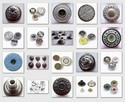 Alloy & Brass Buttons