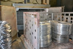 Heating Furnace For Aluminum Wire