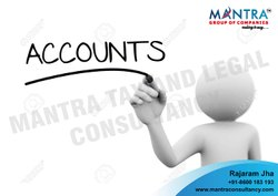 Accounts Book Writing Services
