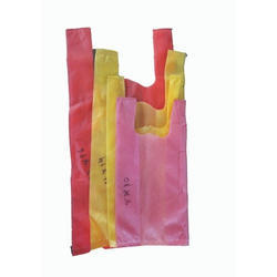 Plain Non Woven W Cut Bags