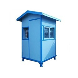 FRP Security Cabin (4'x4'x8')