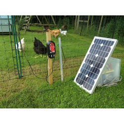 Solar Fence In Hyderabad Telangana Solar Fence Price In