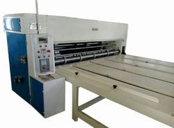 Combined Rotary Slotting and Creaser Slotter