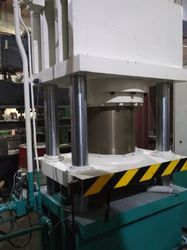 Parrytech Hydraulic Cutlery Machine, Model Number/Name: Hddp, For Industrial