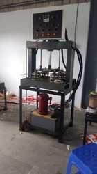 Nasta Plate Making Machine