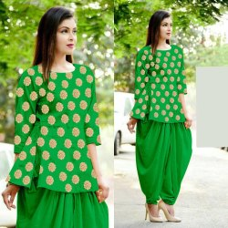 Bombay Style One Casual Ladies Kurtis
