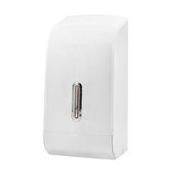 Toilet Paper Holder Double Roll Chrome Line