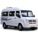 Tempo Traveler A/c Rental Services, Music System, Seating Capacity: 12 Seater