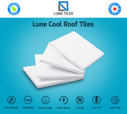 White Terrace Cool Roof Tile