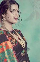 YNF Pasudh Silk Tussar Art Silk Saree Catalog Collection