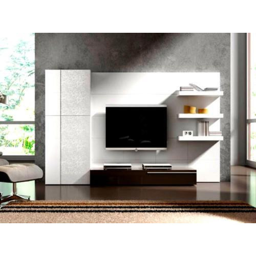 Living Room Cabinet Design In India: LED TV Unit At Rs 30000 /piece
