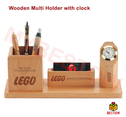 Multi Holder Clock