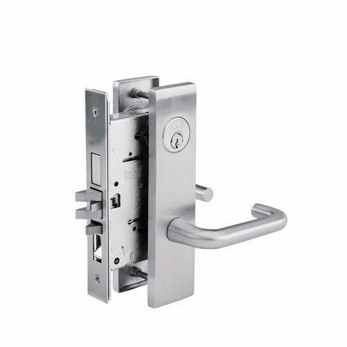 Security Mortise Door Lock  sc 1 st  IndiaMART & Security Mortise Door Lock Mortise deadlock Mortise handle lock ...