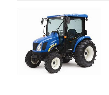 Boomer Tractor 3050 CVT - View Specifications & Details of