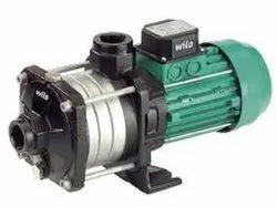 Upto 110m Horizontal Multistage Water Pump, 1-3 Hp