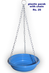 Sparrow Plastic water pot