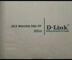 Dlink Cat 6 Cable Utp