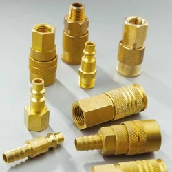 Brass Two Touch Fittings
