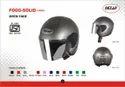 Fogg Solid Fibre Helmets