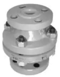 PVDF Lined Non Return Valve