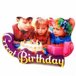 Birthday Desktop Frame