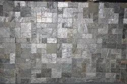 Silver Set Pattern Natural Wall Cladding Stone