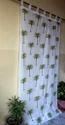 Block Printed Curtain