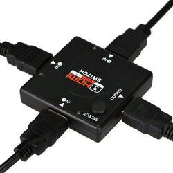 3 Port HDMI Switcher