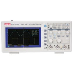 UNI-T UTD2102CEX 100MHz 2CH Digital Storage Oscilloscope for Lab, Industries