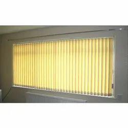 Pvc Horizontal Window Blinds, Size: 5 - 7 Feet