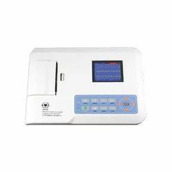 K-Life - Three  Channel ECG Machine