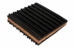JK Black & White Cork Sandwich Pads