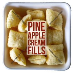 Pineapple Cream Fills, For Ready To Eat