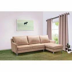 Bold Bella Rhythm L Shape Sectional Sofa, Hall, Size: 3 Seater