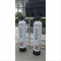 FRP Water Filtration Plant
