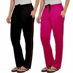 Stylcozy Women Cotton Pocket Lower/ Pyjama