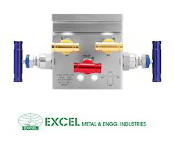 5 Way Manifold Valve, 5 WAY - TYPE - R and H