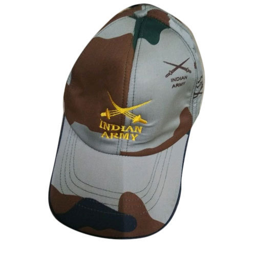 7248dcb70a9c7 Unisex Free Indian Army Cap