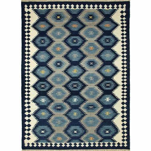 wool dhurrie rugs handmade jaipur pdwl132 wool dhurrie rugs size ft ft rs 8100 piece