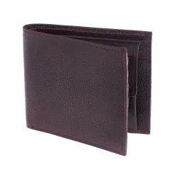 Bi Fold Black,Brown BagsRUs Black Geniune Leather Wallet For Men (WL101FBL), Card Slots: 3