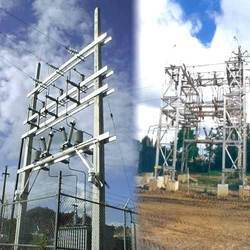 Four Pole Structure Transformer Installation Service