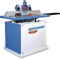 One Pass Manual Feed Rebating Machine