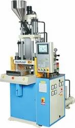Single Slide Vertical Injection Moulding Machine