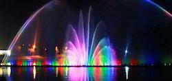 Light Musical Fountain