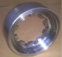 Stainless Steel Machining Parts, For Industry, Packaging Type: Carton Box