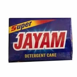110 gm Super Jayam Rectangle Detergent Cake